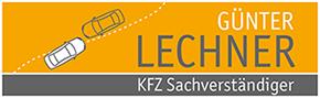 Günter Lechner – KFZ-Sachverständiger - Konrad-Zuse-Straße 11 – D-84579 Unterneukirchen